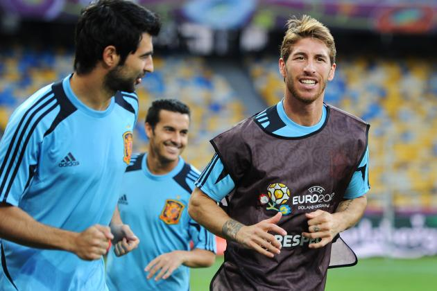Spain vs. Italy TV Schedule: Breaking Down Sunday's Euro 2012 Final