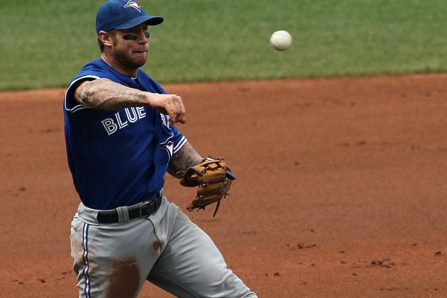 Blue Jays Blow out Angels with 7-Run Second