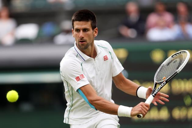 Wimbledon 2012: Breaking Down Favorites from Men's Final 16