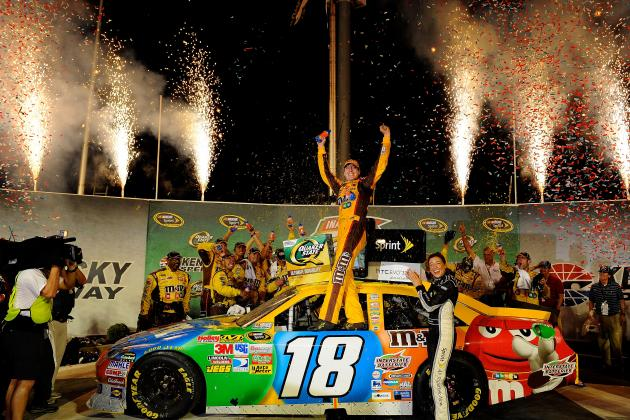 NASCAR: Predictions for Tonight's Quaker State 400 at Kentucky Speedway