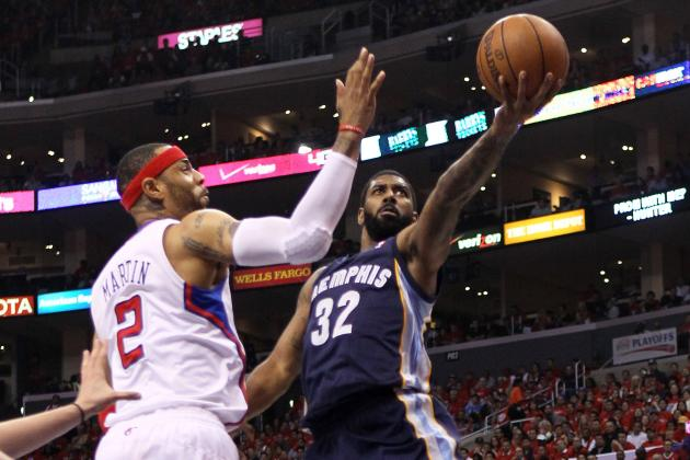 NBA Free Agents 2012: OJ Mayo and Talents Boston Celtics Must Pursue