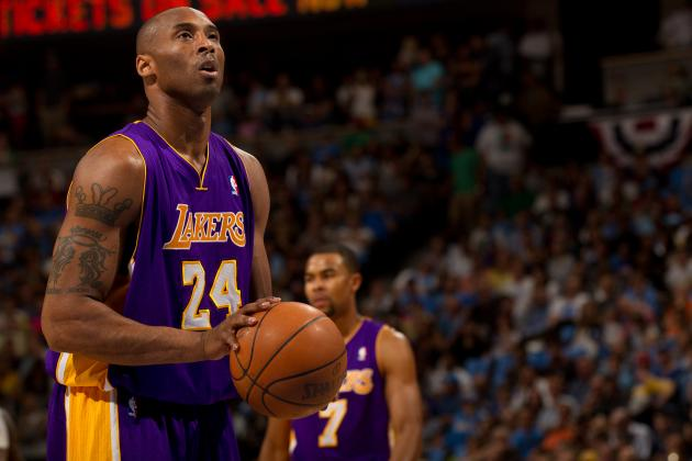 Where Does Kobe Bryant Belong Among the All-Time NBA Greats?