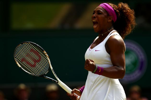 Serena Williams' Brutal Wimbledon Draw Will Leave Fifth Title out of Reach