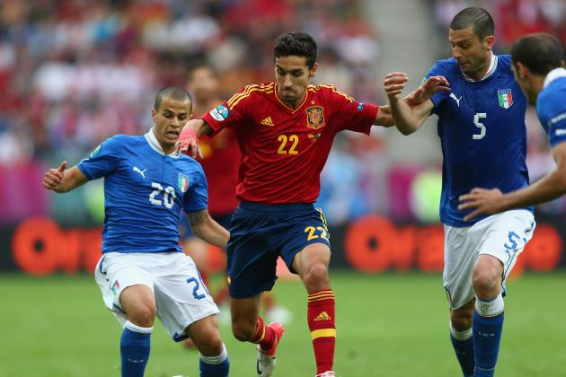 Euro 2012 Final: Matchups That Will Decide Fierce Italy vs. Spain Championship