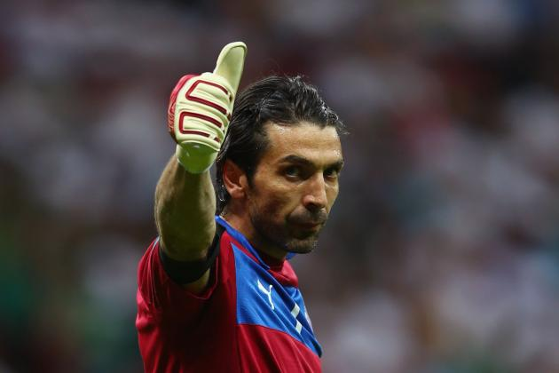 Euro 2012: Why History Says Italy Will Win Title on Sunday