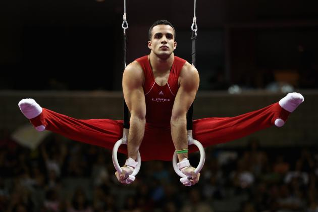 US Gymnastics Olympic Trials 2012: Danell Leyva Shouldn't Be Satisfied