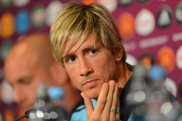 Euro 2012 Final: Should Fernando Torres Start Against Italy?