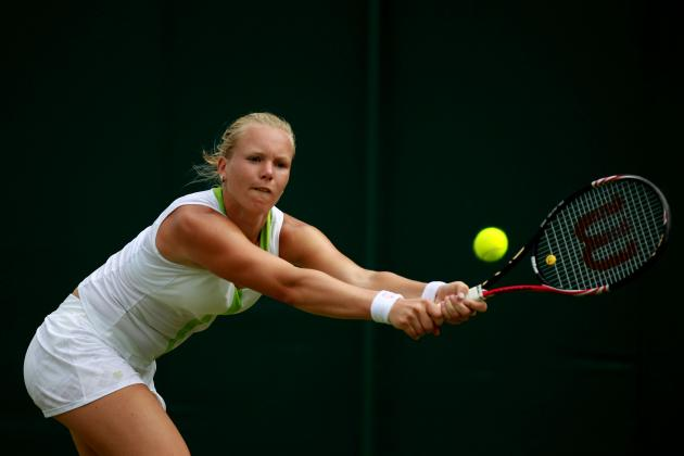 Wimbledon 2012 Results: Updating Latest All England Club Action