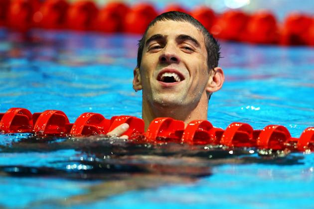 Michael Phelps Defeats Ryan Lochte in 200 IM at U.S. Olympic Trials