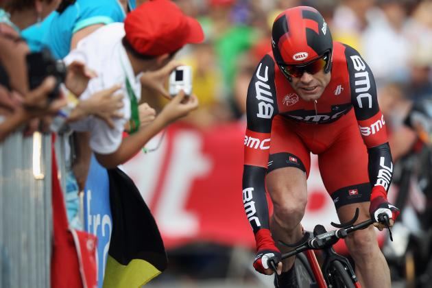 Tour De France 2012: Cadel Evans in Prime Position to Gain Ground on Day 2