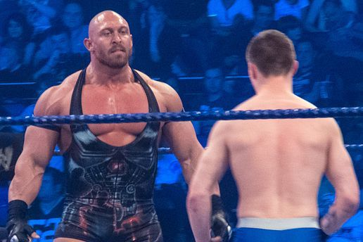 Pointless Theory: An Interpretation of Ryback's Squash Matches