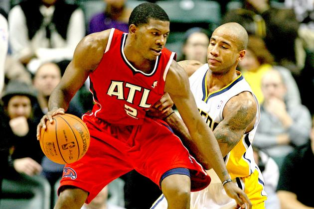NBA Trade Rumors: Nets Discussing Potential Joe Johnson Trade with Hawks