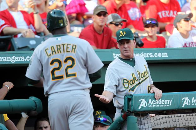 Rangers vs. A's: Brandon Inge Error Sparks 5-Run Rally, Texas Tops Oakland Again