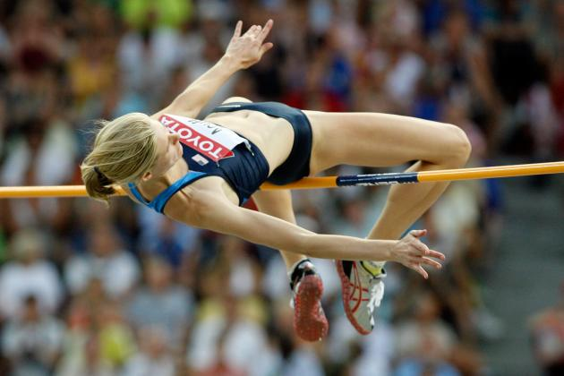 US Olympic Trials 2012: Amazing Finish for High-Jumper Amy Acuff