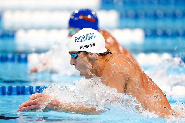 US Olympic Swimming Trials: Phelps, Lochte Obscure Each Other's Greatness