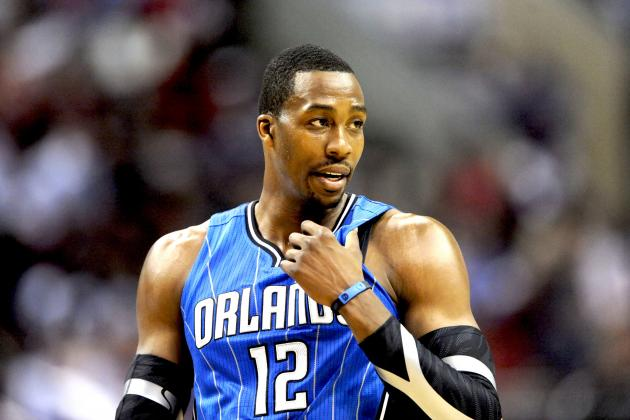 Dwight Howard Saga Continues with Report D12 Wants Magic to Trade Him to Nets