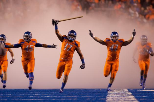 Boise State Beats Deadline, Will Leave Mountain West
