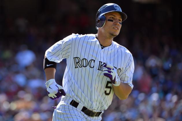 MLB Trade Speculation: 3 Teams That Would Sell the Farm for Carlos Gonzalez