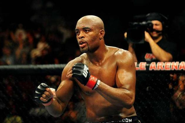 UFC 148: Will Anderson