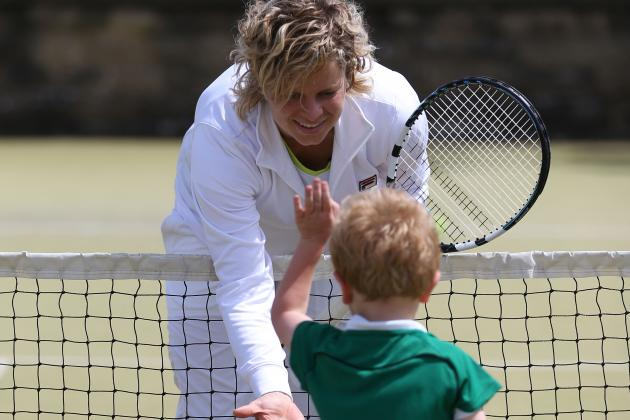 Wimbledon 2012 Results: Kim Clijsters' Victory Keeps Sentimental Favorite Alive