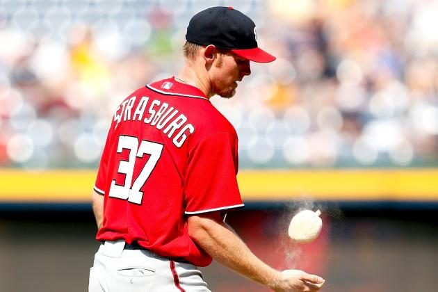 5 Creative Ideas for the Nationals to Extend Stephen Strasburg's Innings