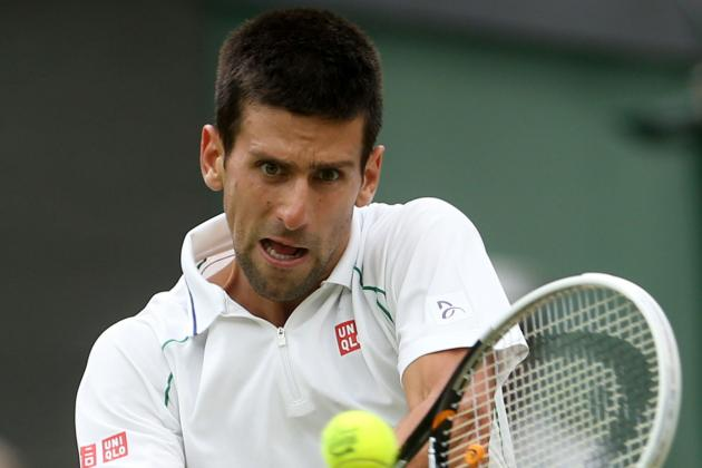 Wimbledon 2012 Draw Analysis from 4th Round: Novak Djokovic Favored