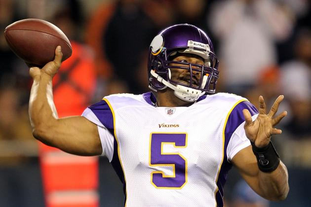 Donovan McNabb: Is There Anything Left in the Veteran's Tank?