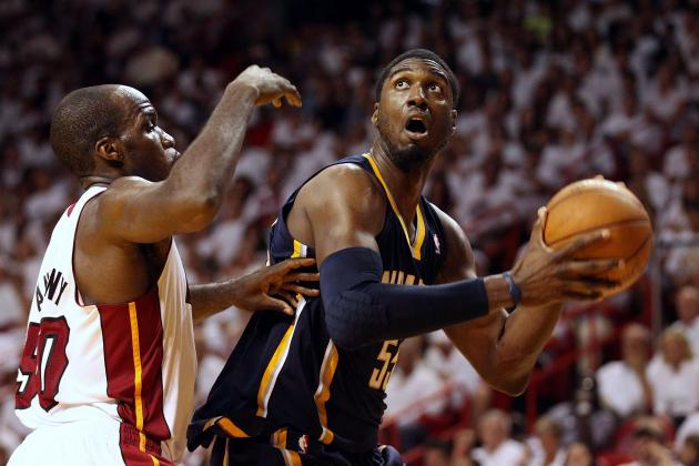 NBA Rumors: Portland Trail Blazers Reportedly Offer Roy Hibbert Max Contract