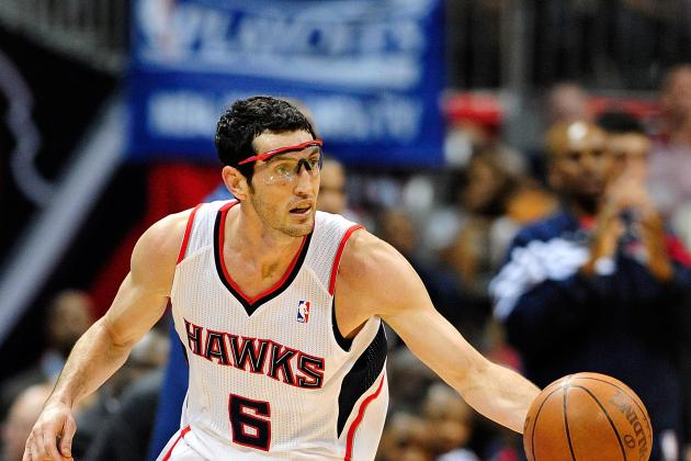 L.A. Lakers: Is Kirk Hinrich an Upgrade over Ramon Sessions?