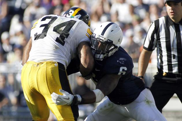 Penn State Football: Previewing October Schedule for the Nittany Lions