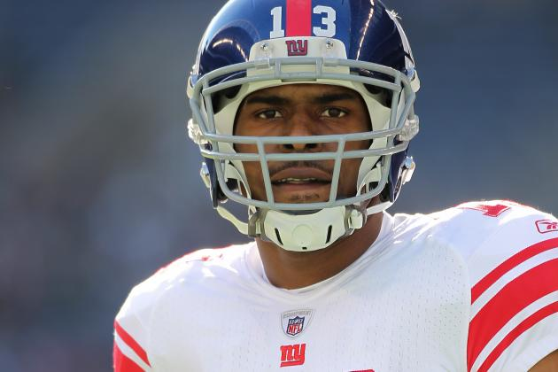 Ramses Barden: The New York Giants' Next Victor Cruz?