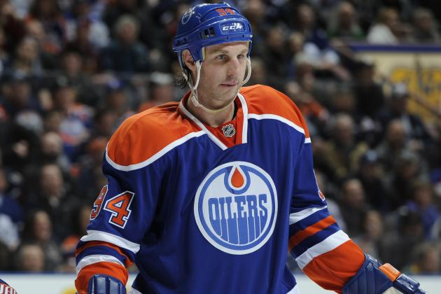 Report: Oilers, Smyth Agree on Two-Year, $4.5M Deal