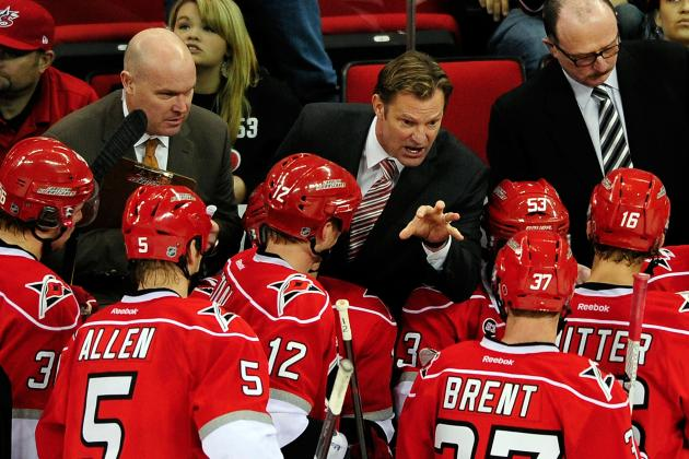 2012 NHL Free Agents: Carolina Hurricanes Signing and Trade Tracker on July 1st
