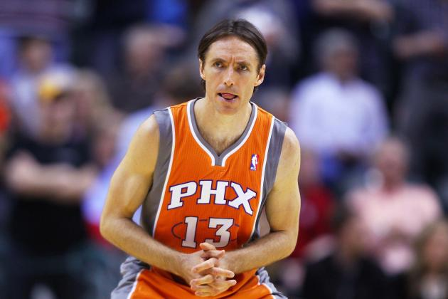 NBA Rumors: Toronto Raptors Will Reportedly Offer Steve Nash Huge Payday