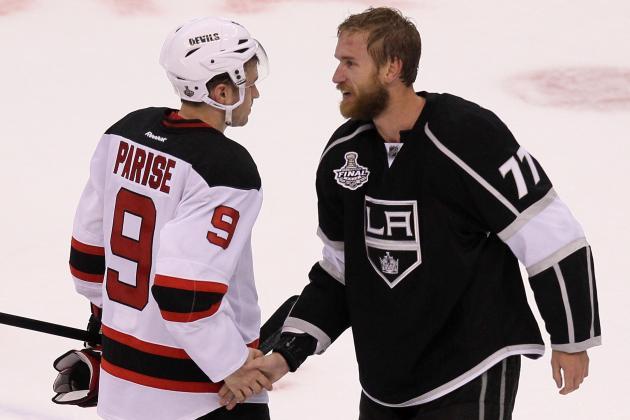 New Jersey Devils: Zach Parise, Martin Brodeur to Test NHL Free-Agent Market