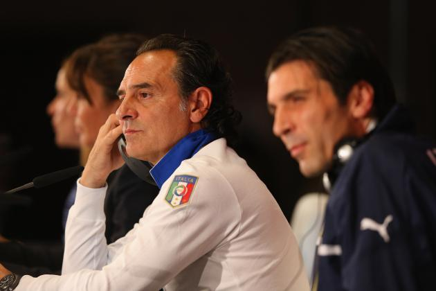 Spain vs. Italy TV Coverage: Everything to Know About Euro 2012 Final