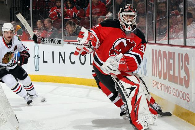 2012 NHL Free Agents: Why Martin Brodeur to the Blackhawks Would Work