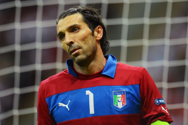 Spain vs. Italy Live: Footballers to Watch in Euro 2012 Final Match
