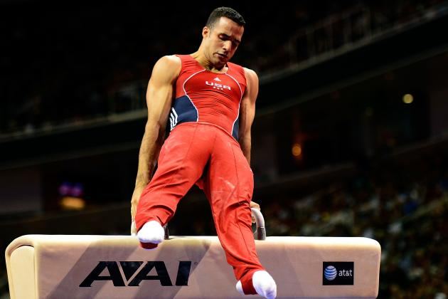 US Olympic Men's Gymnastics Team 2012: Team USA Announces 5-Man Roster