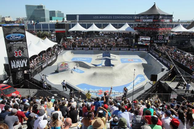 Summer X Games 2012 Schedule: When and Where to Catch Prime-Time Action
