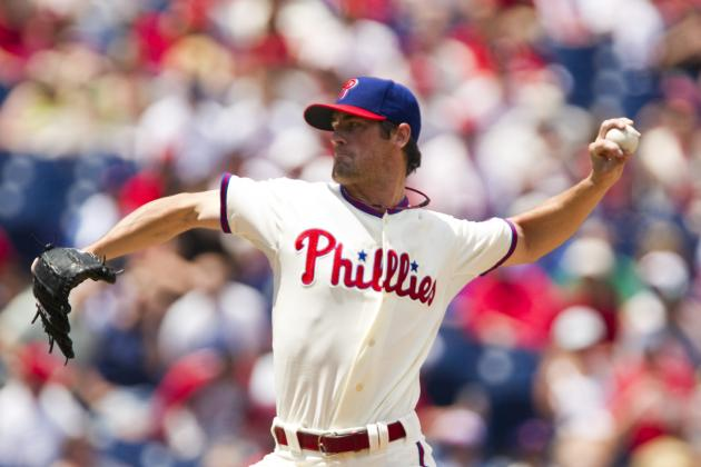 MLB Trade Rumors: Phillies Reportedly Shopping Cole Hamels