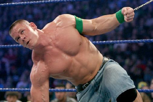 John Cena on Pace to Become Most Awkward Money in the Bank Winner Ever