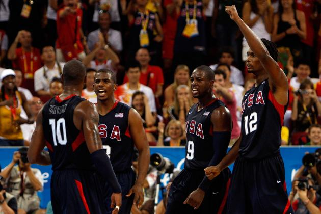 Olympics 2012: Team USA Still Gold Medal Favorites Without Chris Bosh, D-Wade