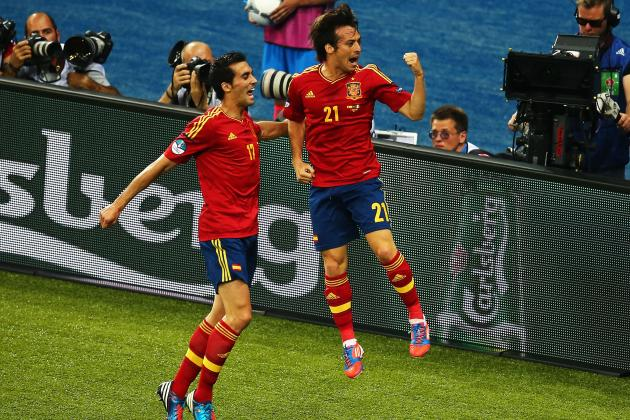 Spain vs. Italy Live: Instant Analysis of 2012 Euro Final