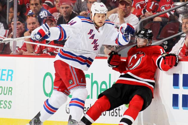 Avalanche Sign John Mitchell, Ex-Rangers Center, to $2.2 Million Deal