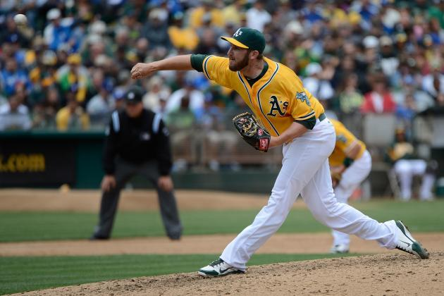 Ryan Cook and the Case for Other Oakland A's on the A.L. All-Star Team