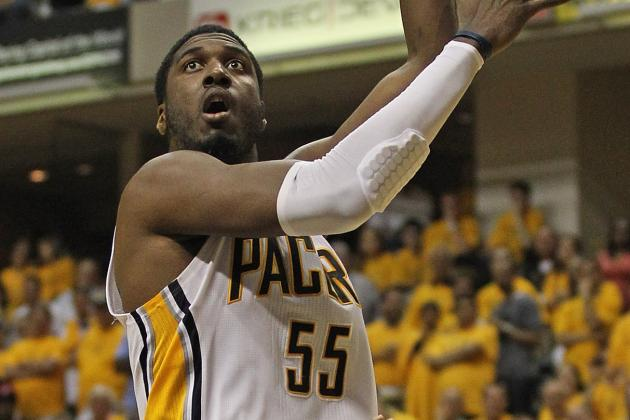 Free Agent Roy Hibbert Offered Max Contract by Portland Trail Blazers