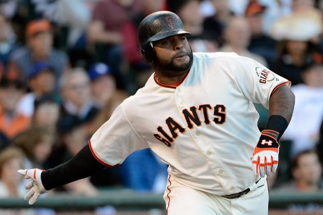 All Star Game Lineup 2012: Pablo Sandoval and Others Who Shouldn't Be Starters
