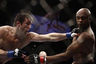 Anderson Silva: Were His Ribs a Factor at UFC 117?