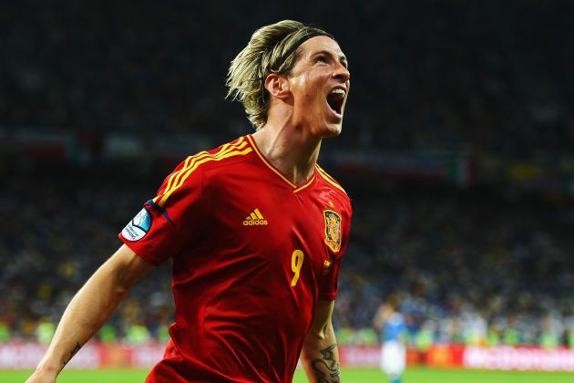 Torres Makes History in Euro Finals